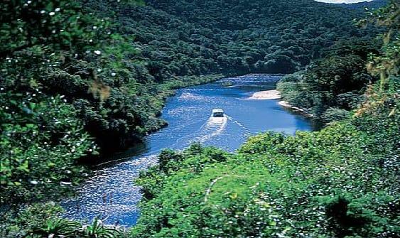 keurbooms river